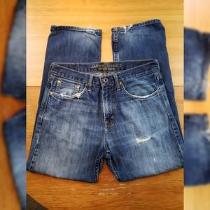 American Eagle Distressed Jeans 32x30